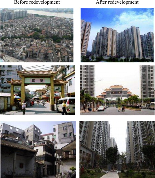 Redevelopment of urban village in China – A step towards an