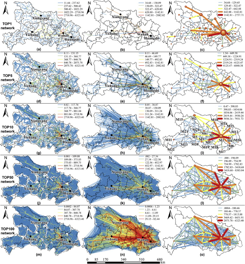 Using Intertown Network Analysis In City System Planning A Case - Town of sweden zoning map
