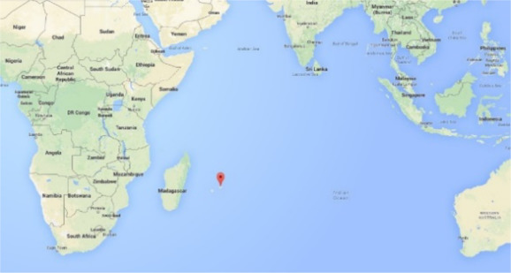 Lowincome Housing Provision In Mauritius Improving Social - Mauritius location in world map
