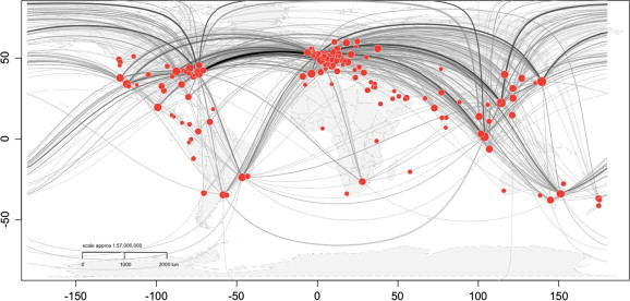 Mapping the evolution of hierarchical and regional tendencies in the download full size image gumiabroncs Images