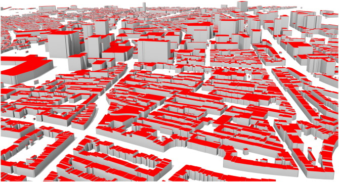 Generating 3D city models without elevation data - ScienceDirect