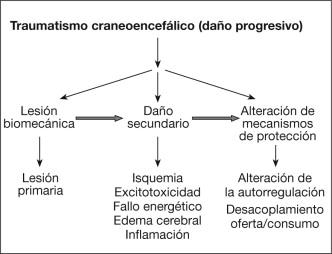 Pautas pediátricas de traumatismo craneoencefálico cerrado para la hipertensión