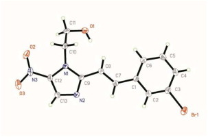 A Series Of 2 Ethanyl 5 Nitroimidazole Derivatives Have Been Synthesized And Evaluated For Their Antibacterial Activity As Potential FabH Inhibitors