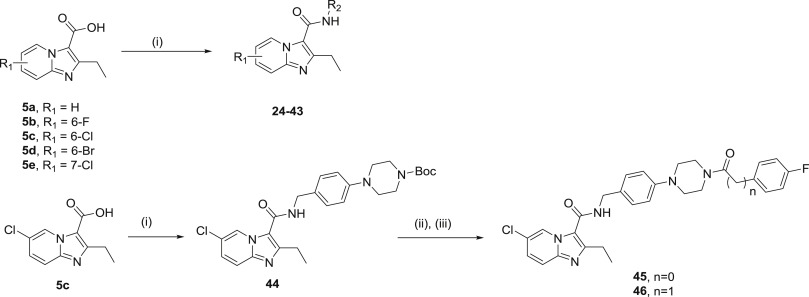 Synthesis And Structure Activity Studies Of Side Chain Analogues Of