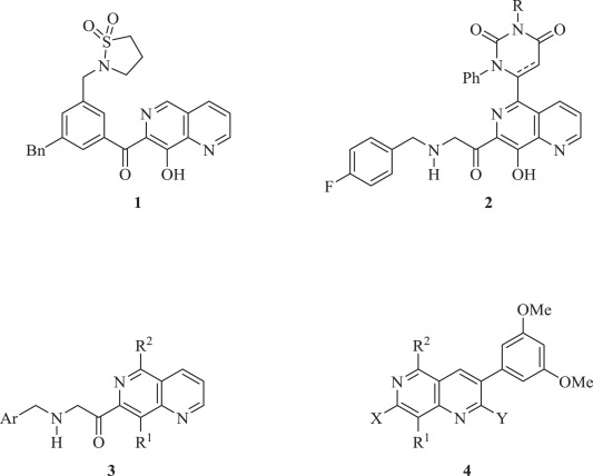 Synthesis And Photocytotoxic Activity Of 1 2 3 Triazolo 4 5 H 1 6 Naphthyridines And 1 3 Oxazolo 5 4 H 1 6 Naphthyridines Sciencedirect