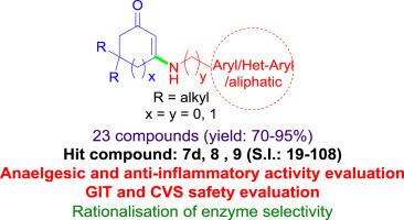 Cyclic enaminone as new chemotype for selective