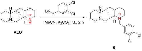 Quinolizidine Alkaloids Derivatives From Sophora Alopecuroides