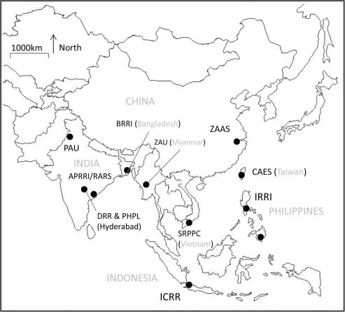 Virulence Of Brown Planthopper Nilaparvata Lugens Populations From