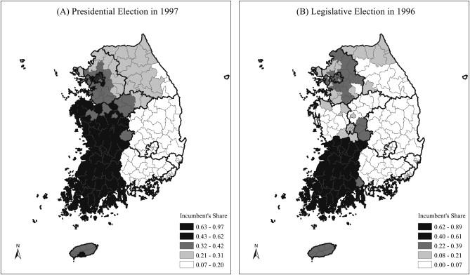 Electoral Cycles In Pork Barrel Politics Evidence From South Korea 1989 2008 Sciencedirect