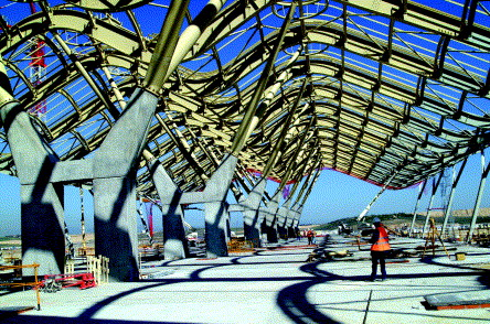 Extension Of Madrid Airport Creates The Biggest Construction Project In Europe Sciencedirect