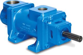 Three-screw pumps aid power plant - ScienceDirect