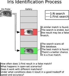 True match search