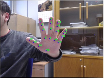 Large-scale multiview 3D hand pose dataset - ScienceDirect