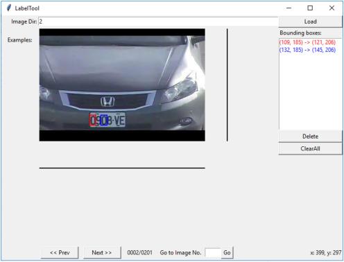 Automatic License Plate Recognition via sliding-window