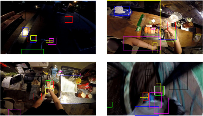 Is that my hand? An egocentric dataset for hand