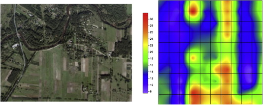 Radiometric quality assessment of images acquired by UAV's