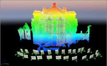 Desktop vs cloud computing software for 3D measurement of