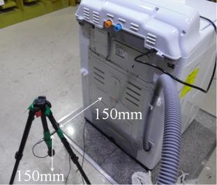Honeycomb-shaped meta-structure for minimizing noise radiation and