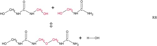 Formation of alkoxy groups in the synthesis of butylated