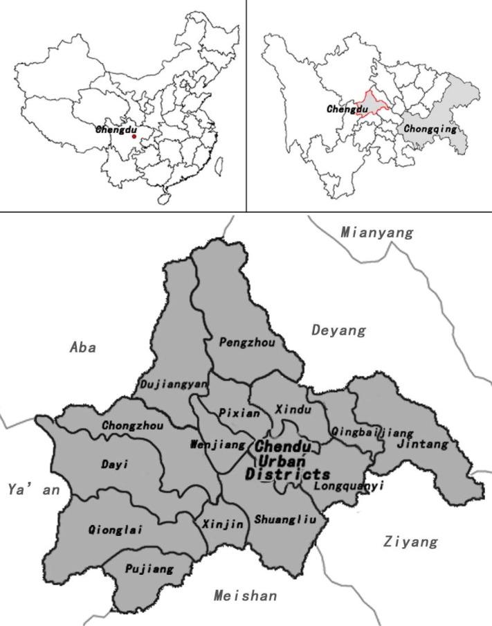 City Profile Chengdu