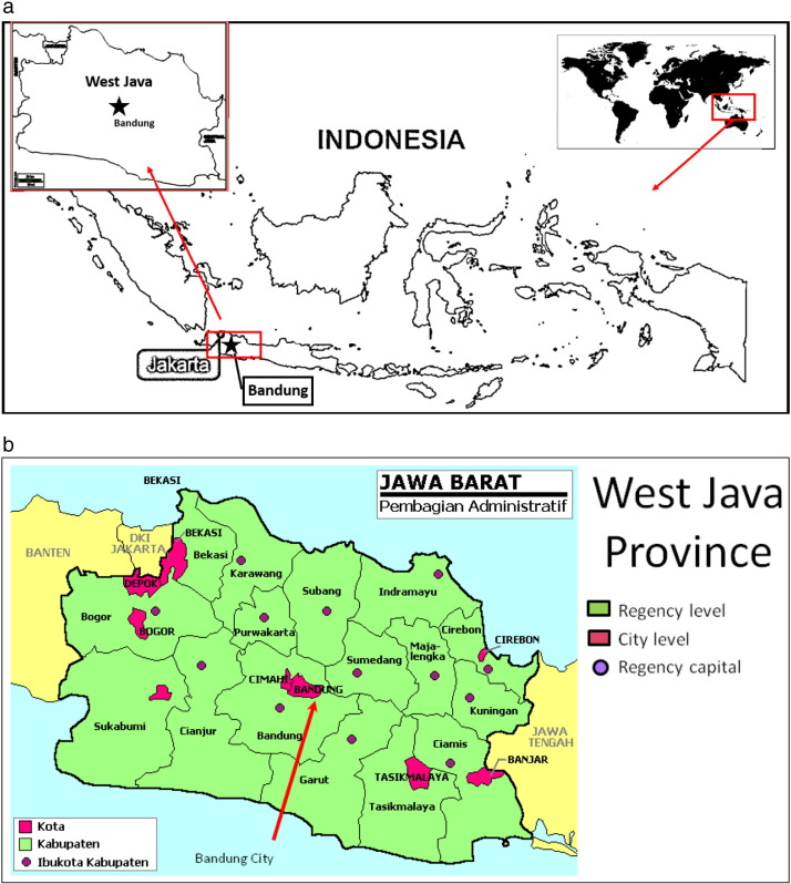 Bandung city indonesia sciencedirect download full size image sciox Gallery