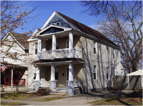 heritage amid an urban crisis historic preservation in cleveland