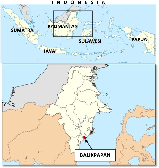 Balikpapan urban planning and development in anticipation of the fig 1 gumiabroncs Choice Image