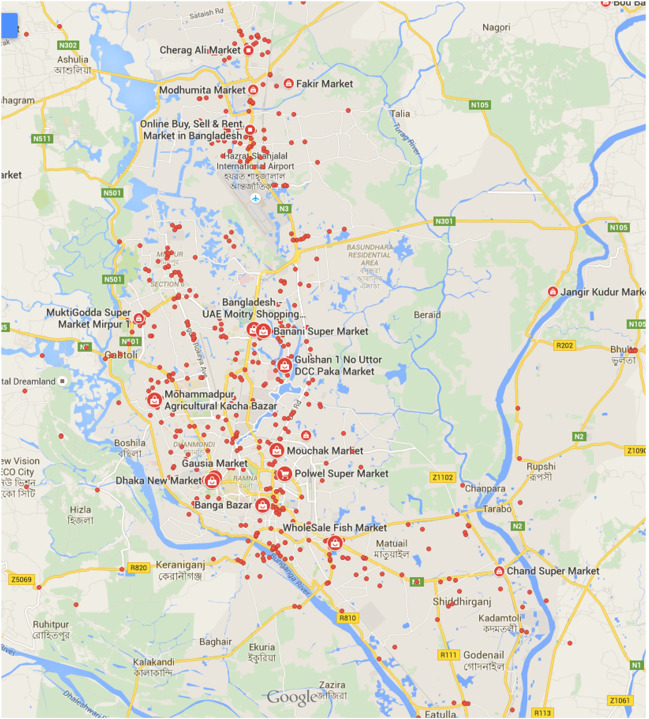 Dhaka, Bangladesh: unpacking challenges and reflecting on
