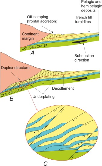 Accretionary prisms of the Sikhote-Alin Orogenic Belt: Composition ...