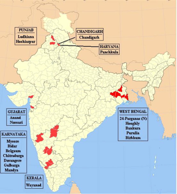 Preventing cholera in India: Synthesizing evidences through a