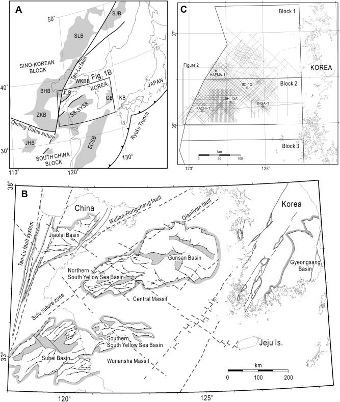 Structural Development And Tectonic Evolution Of Gunsan Basin