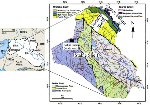 Depositional environment of the Lower Silurian Akkas hot shales in ...
