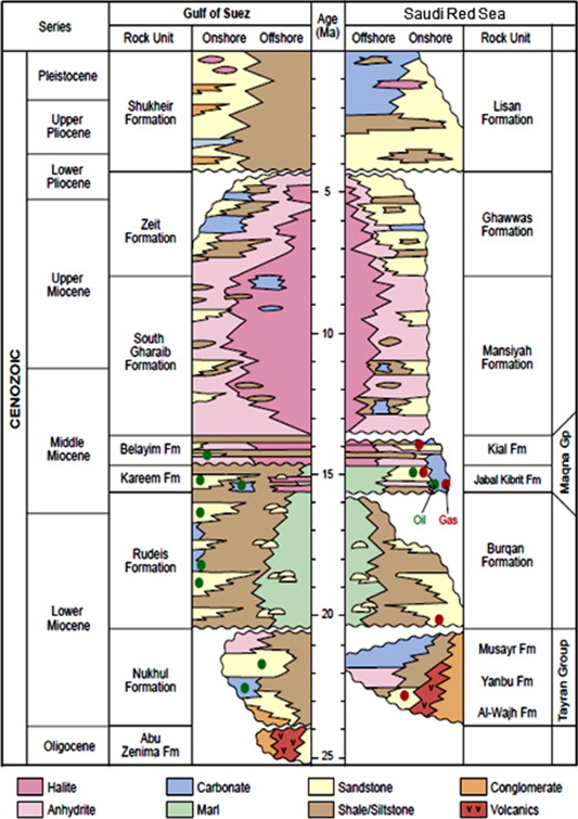 Hydrocarbon source rock generative potential of the Sudanese