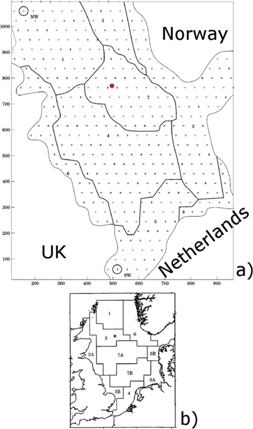A Review Of Oceanographic And Meteorological Controls On The North