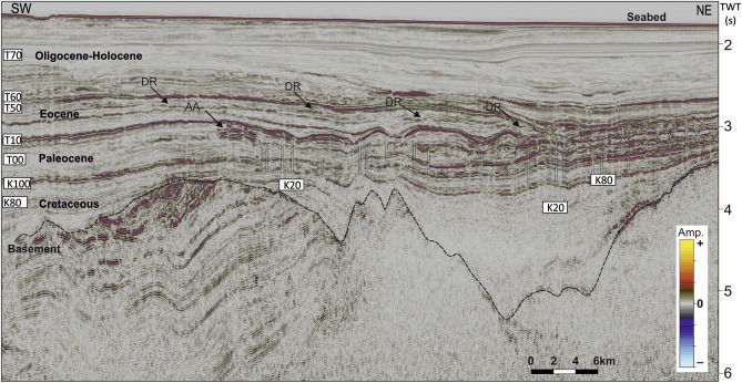 Late Paleocene pipe swarm in the Great South – Canterbury