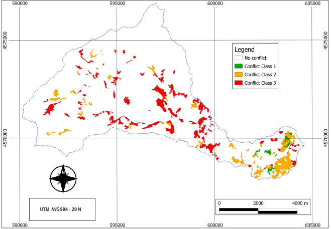 Environmental land use conflicts a threat to soil conservation download full size image sciox Gallery