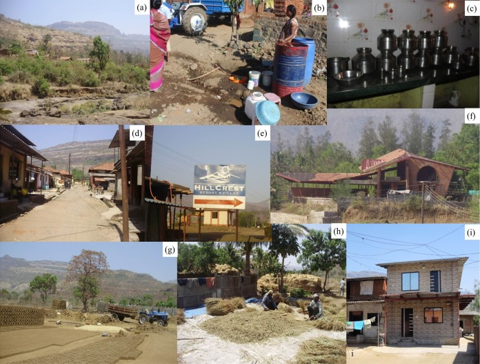 Processes of peri-urban resource – livelihood transitions