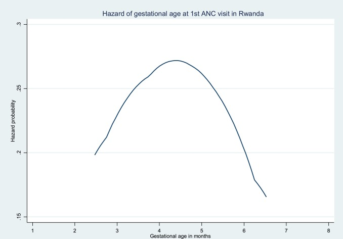 pregnancy intention and gestational age at first antenatal care anc 7 Months Pregnant Development download full size image