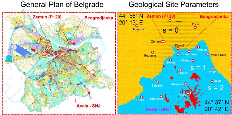 Seismic microzoning of Belgrade - ScienceDirect