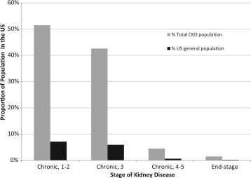The Economic Burden Of Chronic Kidney Disease And End Stage Renal