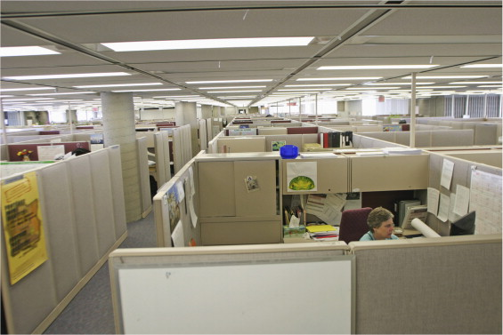 a model of satisfaction with open plan office conditions cope field