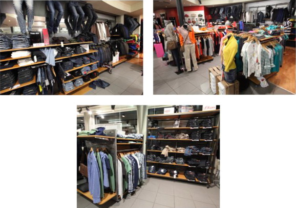Influencing consumer reactions towards a tidy versus a messy store