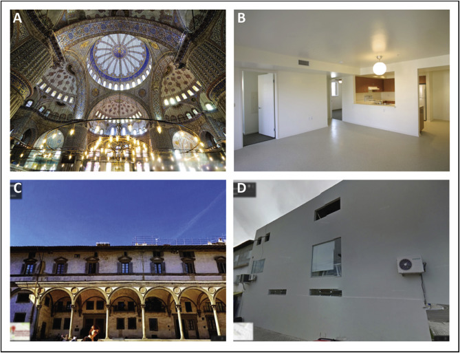 Psychological Responses To Natural Patterns In Architecture Sciencedirect