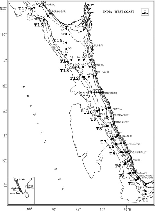 Meiofauna Of The Western Continental Shelf Of India Arabian Sea