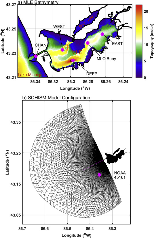 Modeling reveals the role of coastal upwelling and
