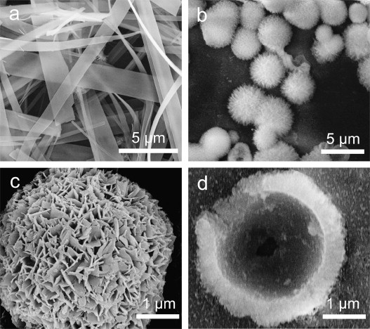 Hydrothermal synthesis of hollow hydroxyapatite microspheres