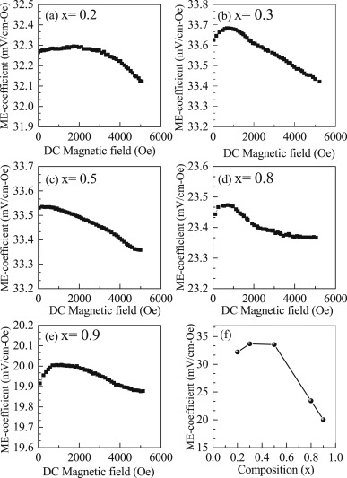 Stability of ferroelectric phases and magnetoelectric