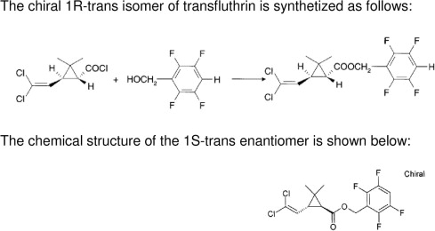 Transfluthrin comparative efficacy and toxicity of reference and chemical structure of rs enantiomers of transfluthrin bioefficacy is dependent on the purity of the r enantiomer fandeluxe Image collections