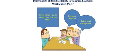 Determinants of bank profitability in transition countries: What