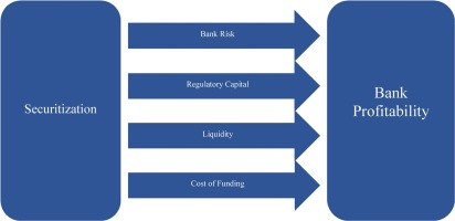 Disentangling the impact of securitization on bank